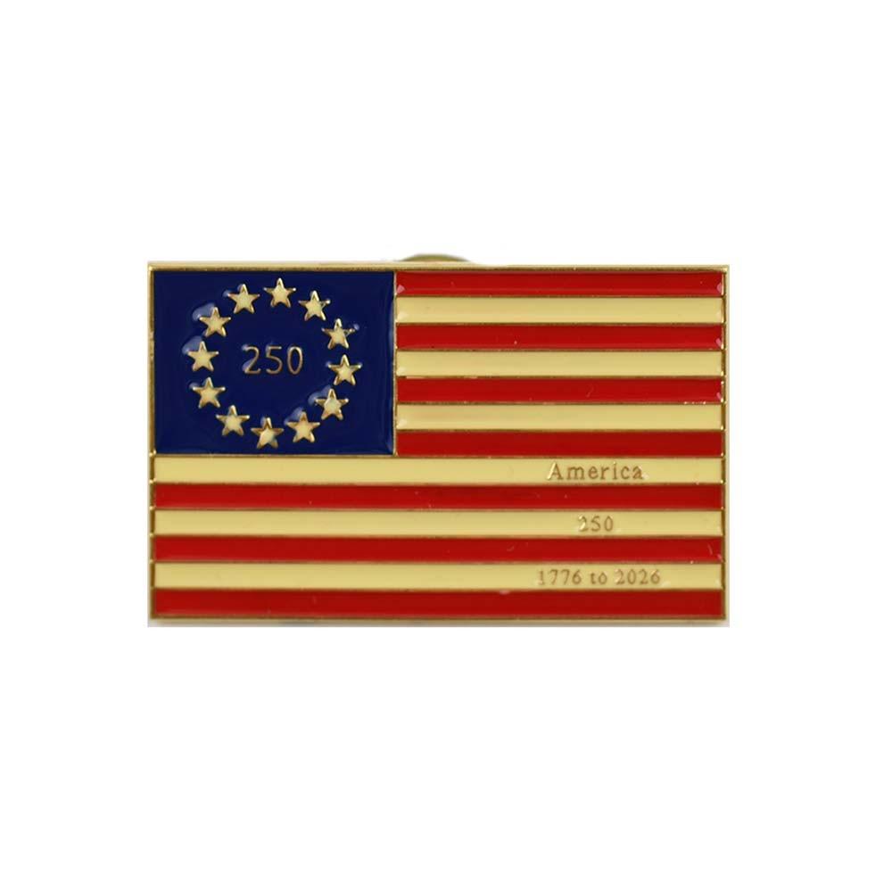 America 250 First Flag