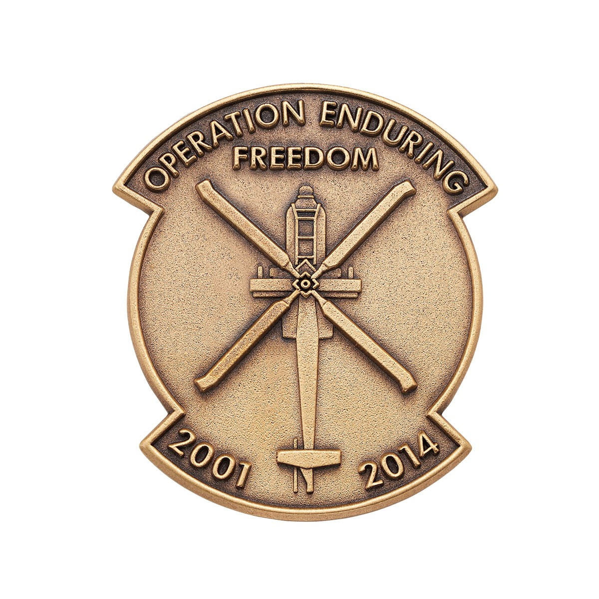 Operation Enduring Freedom Pin