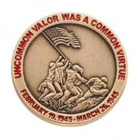 Battle Of Iwo Jima Pin