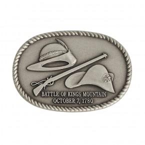 Battle of Kings Mountain Pin