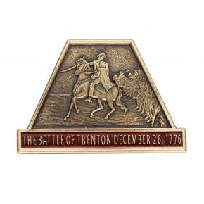 Battle Of Trenton Pin