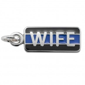 Police Thin Blue Line - Wife