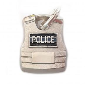 Police Vest Charm