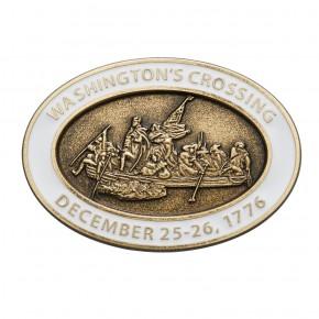 Washington's Crossing Pin