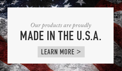 Proudly Made in the U.S.A.