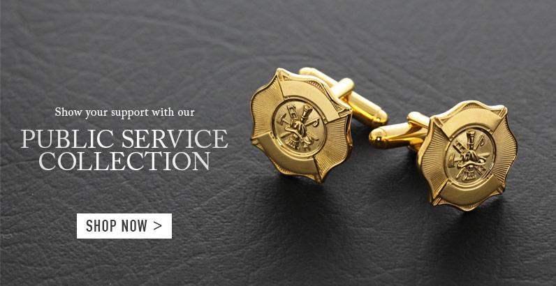 Public Service Pins